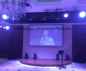 350′′ 400′′ Motorized Projection Screen Electric Projector Screen