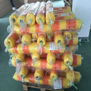 100% Virgin HDPE Warning Fence Plastic Net pictures & photos