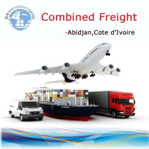 Container Shipment, Combined Sea Air to Abidjin Cote d′Ivoire Logistics pictures & photos