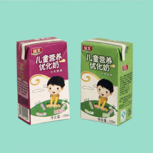 Milk Packing Cartons pictures & photos