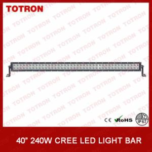 Super Bright Double Rows LED Light Bar IP67 (TLB3240) pictures & photos
