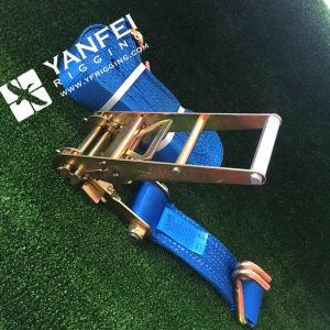Ratchet Tie Down Strap for Ratchet Lashing pictures & photos