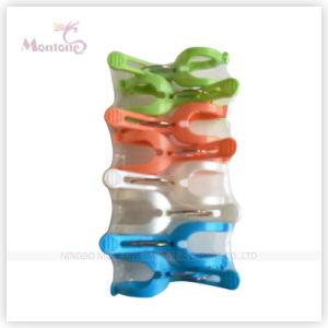 5PCS Colorful Plastic Clothes Peg pictures & photos