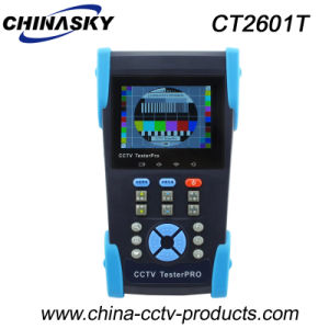 Camera Video Tester with Tdr Tester and Poe Tester (CT2601T) pictures & photos