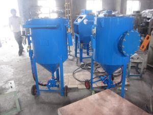 Portable Sand Blasting Equipment for Steel Structure pictures & photos