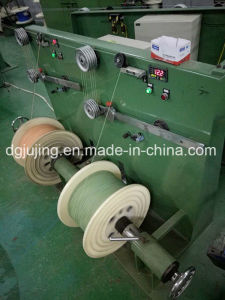 High-Speed Cantilever Single Cable Wire Twisting Stranding Bunching Machine pictures & photos