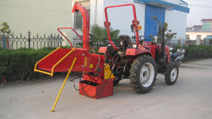 "Wood Chipper Model Wc-10 (8"" hydraulic shredder for 25-45HP tractors, wood cutter) pictures & photos"