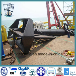 Marine Ship Delta Anchor with CCS ABS Lr BV pictures & photos