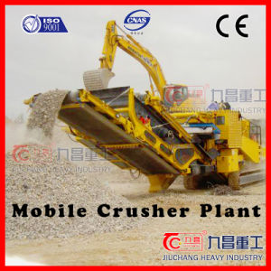 China Mobile Cutting Mining Machine Grinding Machine Plant pictures & photos