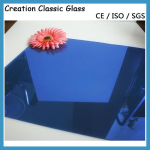 Ford Blue/Lake Blue Reflevtive Glass for Building pictures & photos
