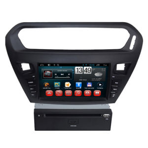 Supplier Car Audio DVD GPS Citroen Elysee