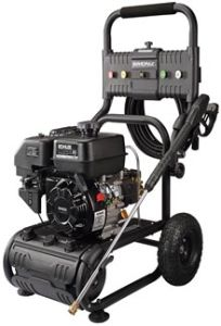 6.5HP Petrol High Pressure Washer--Ghw3201