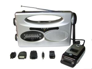 High Quality Solar Dynamo Radio (HT-883B) pictures & photos