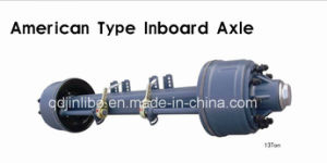 Trailer Parts Use American Type Inboard Axle pictures & photos