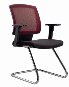 Popular Mesh Fabric Office Chairs Without Wheels Ct-528 - China ...
