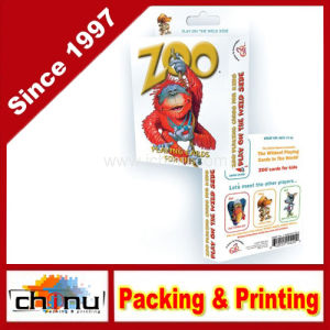 Custom Trading Card Game, Children Paper Playing Card pictures & photos