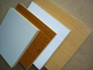 Melamine Board 1220*2440mm/ Melamine Decorated MDF pictures & photos