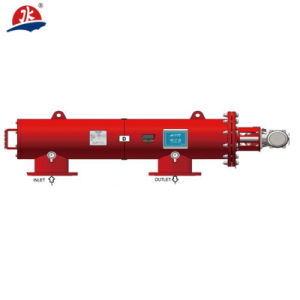 Motor Drive Brush Type Jka500 Series Self Cleaning Filter pictures & photos