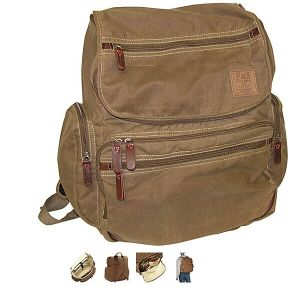 Hot Sell Canvas Travel Backpack