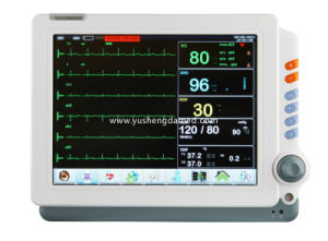 Ce Approved Hospital ICU 12.1 Inch Multi-Parameter Patient Monitor pictures & photos