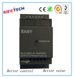 Programmable Relay for Intelligent Control (ELC-6DC-D-TN) pictures & photos