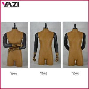 Sportswear Display Male Half Body Mannequin for Sale pictures & photos