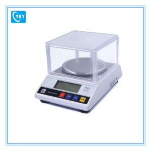 High Precision Digital Analytical Lab Balance with Wind Screen pictures & photos