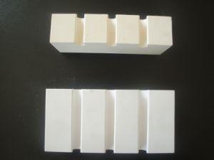 92% 95% Wear Resistant Alumina Ceramic Brick for Mining pictures & photos