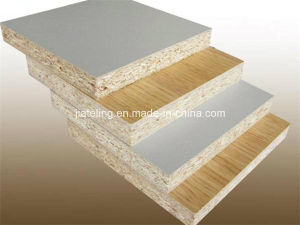 Melamined Particle Board, Melamine Faced Chipboard, MFC pictures & photos