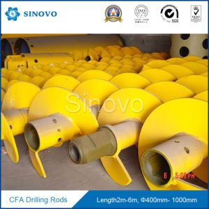 CFA Drill Construction Tool Concrete Grouting Auger Rod machine tool pictures & photos