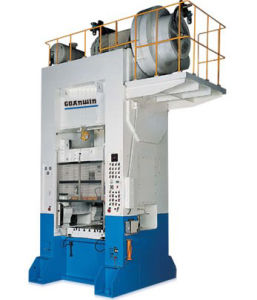 Straight-Side Press Machine, Single Crank Mechanical Power Press (STS) pictures & photos