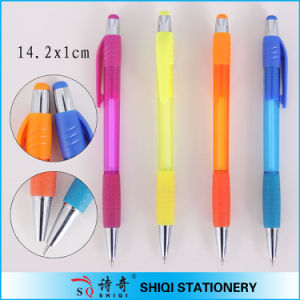 Promotional Stylus Pusher Ball Pen
