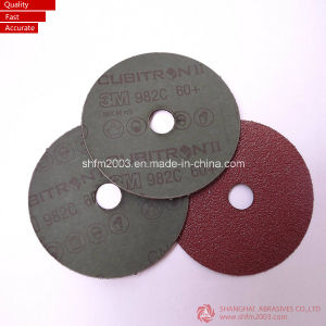 Ceramic Abrasives Sanding Disc (3M Raw Material) pictures & photos