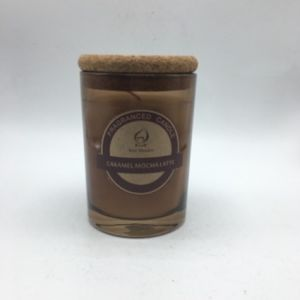 Eco Friendly Honey Wax Scented Candle in Glass Cup pictures & photos
