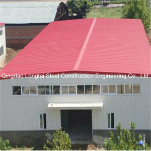 Prefabricated Steel Structure Building for Plant pictures & photos