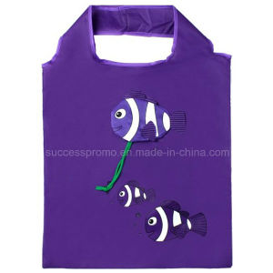 Fish Shaped Folding Shopping Bag, Customized Logo Is Accepted pictures & photos