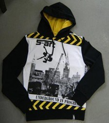 Fashion Hoody Man Sweatahirt