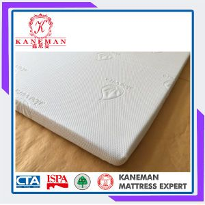 2016 Best Selling Single Size Aloe Vera Memory Foam Mattress pictures & photos