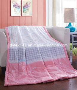 Customized Pattern Fitted 100% Polyester Disperse Printed Bedding Set pictures & photos