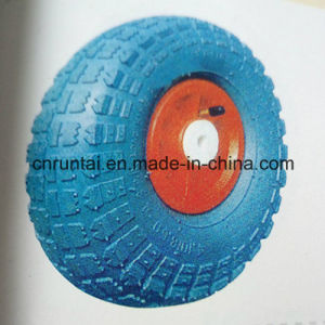 Air Wheel 10 Inch China Qingdao Rubber Wheel pictures & photos