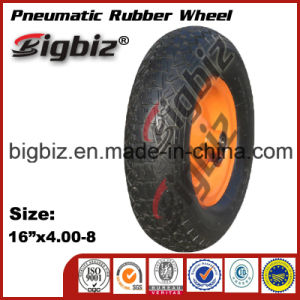 Wholesale Special Quality 13 Inch Solid Rubber Wheels. pictures & photos
