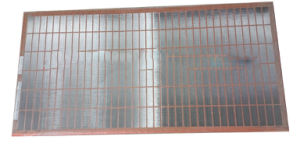Shaker Screen for Oilfield Mud Cleaning and Solids Control System