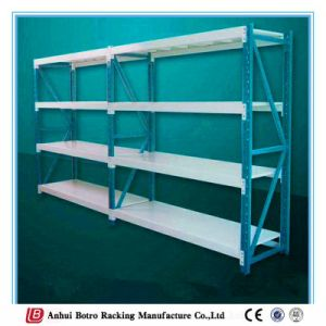 Steel Q235B Fabric Rolls Racking for Sales pictures & photos