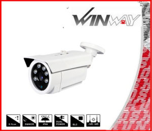 Security Bullet IR CCTV Camera Array LED Analog Outdoor Waterproof Tk-8239 USA Chips (SMA-550)