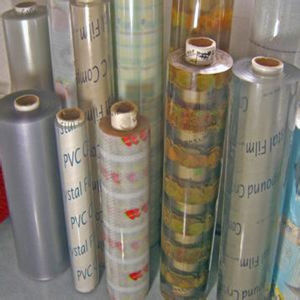 Color PVC Flexible Plastic Sheet pictures & photos