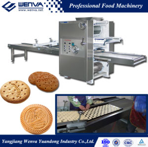Wenva Tray Type Soft Biscuit Machine pictures & photos