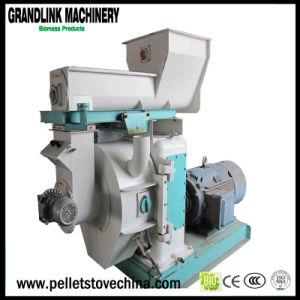 Vertical Ring Die Ce Pellet Press Machine