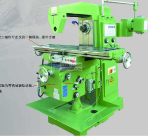China Milling Machine X6036-1 Universal Milling Machine pictures & photos