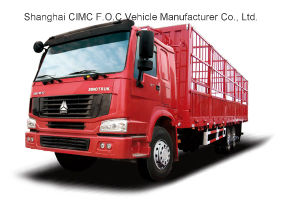 Supply Sinotruk HOWO 6X4 Cargo Truck with Lowest Price pictures & photos