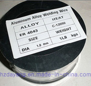ISO Approved Aluminum Welding Wire Er4043 pictures & photos